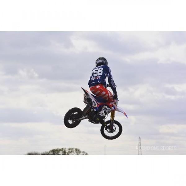 Mx 140r 17 14 Wheel Geared Junior Dirt Bike