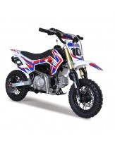 10TEN MX 90R Semi-Automatic Junior Dirt Bike