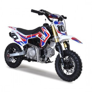10TEN MX 90R Semi-Automatic Junior Dirt Bike