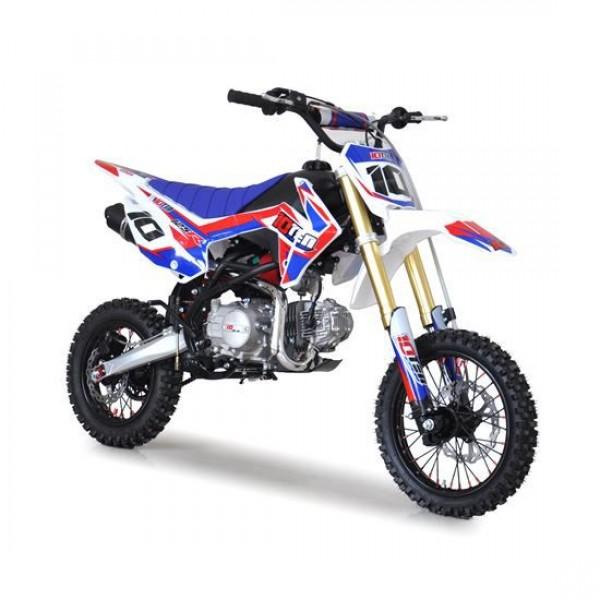 Mx 125r Geared Junior Dirt Bike