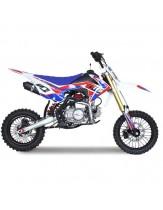 10TEN MX 125R Geared Junior Dirt Bike