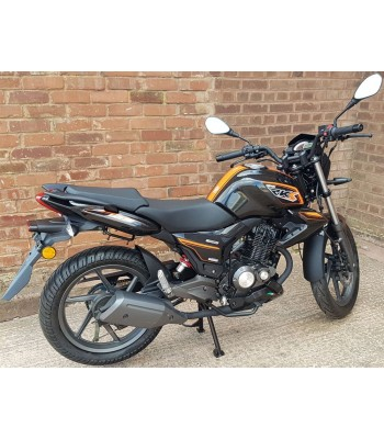 Keeway RKS125 Motorcycle Black  £1699 + OTR - Pre Registered