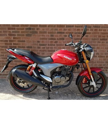 Keeway RKV125 Sport Red £1899 + OTR - Pre Registered