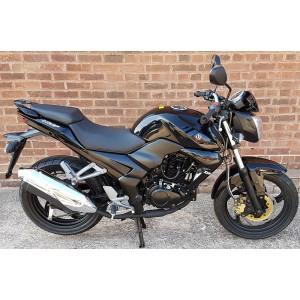 SYM Wolf SB125N Black £1999 + OTR - Pre Registered