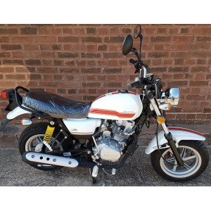 Hartford Mini HD-125K Carburettor Model White £2699+OTR