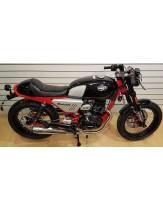 Hanway Café Racer 125 Black/ Red £2299 + OTR