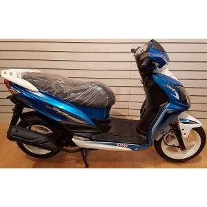 SYM Jet 4 125cc Moped Blue £1999 + OTR - Pre Registered
