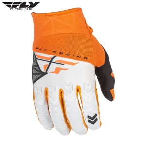Fly Racing 2018 F-16 Motocross Glove Orange White