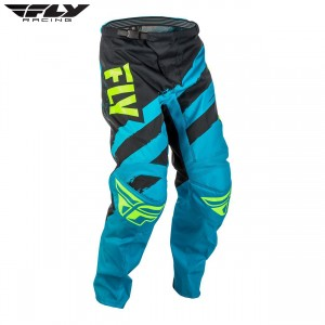 Fly Racing 2018 F-16 Motocross Pant Blue Black