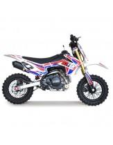 10TEN MX 50R Fully Automatic Junior Dirt Bike