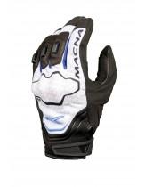 Macna Assault Lightweight Summer Glove Blue/ White/ Black