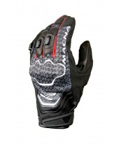 Macna Assault Lightweight Summer Glove Black/ Grey/ White