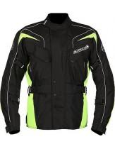 Buffalo Hurricane Waterproof Textile Jacket Neon