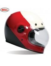 Bell Cruiser Bullitt Red Black Helmet