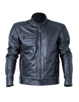 Rst Roadster II Classic Look Leather Jacket Black