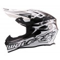 Wulfsport Sceptre Adult Motocross Off Road Helmet White