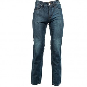 Richa Hammer Motorcycle Jeans Blue Short Leg