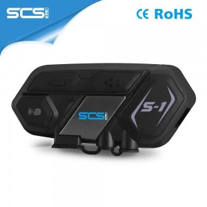 SCS S-1 Motorcycle Intercom System