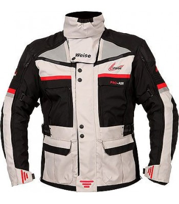 Weise Dakar Adventure Textile Jacket Black/ Stone