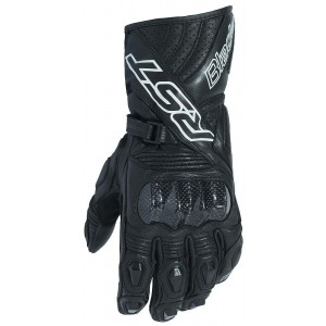 RST Blade II CE Approved Vented Motorcycle Glove Black