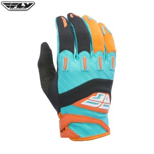 Fly Racing 2017 F-16 Motocross Gloves Orange