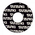 Bike It Grip Neoprene Donuts with Suzuki