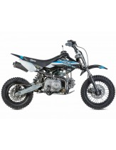 Stomp JuiceBox 90cc Electric Start kids off road Pit Bike