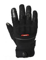 Richa City Gore-Tex Short Winter Textile Motorcycle Gloves Black