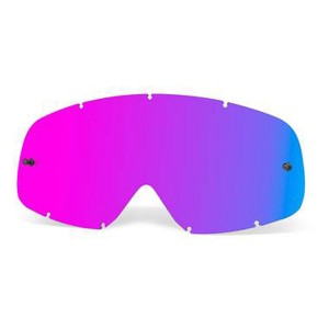 Oakley O Frame Violet Lens - Ready for Tear Offs