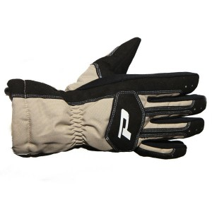 Progrip Winter Road Off Road Waterproof Motorcycle Gloves Black Grey