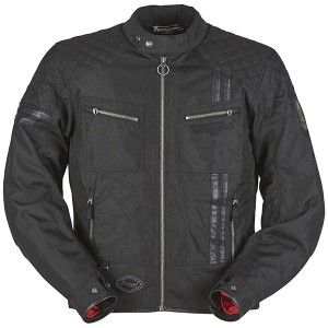 Furygan Serpico Vintage Waterproof Textile Motorcycle Jacket