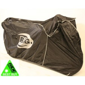 R&G Racing Superbike Outdoor Waterproof motorcycle cover Black