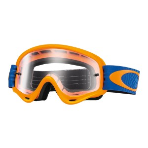 Oakley O-Frame Motocross Goggles - Shockwave Orange