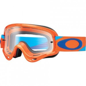 Oakley O-Frame Motocross Goggles - Heritage Orange