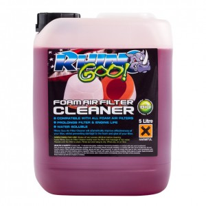 Rhino Goo Air Filter Liquid Cleaner 5 Litres