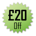 Special Offer Coupon - £20 Off When You Spend £200
