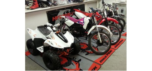 Check out the Motocross Bikes & Quads we have on Sale NOW!