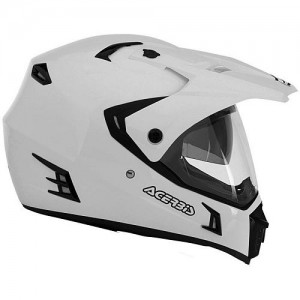 Acerbis Active MX Helmet White