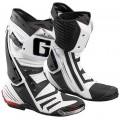 Gaerne GP1 White Motorcycle Racing Boot