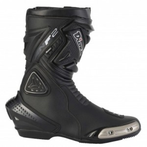 Diora NF2 Waterproof Black Motorcycle Boot
