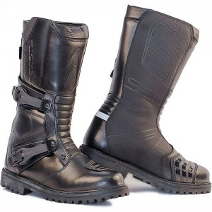 Richa Adventure Waterproof Motorcycle Boot Black
