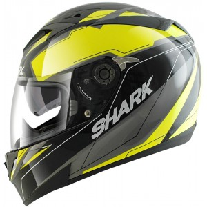 Shark S700 Lab Helmet High Visibility Fluorescent