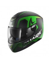 Shark Skwal Trion Matt Green Black Helmet