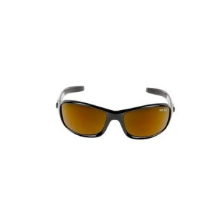 Ugly Fish R1077BL Sunglasses Gloss Black Gold
