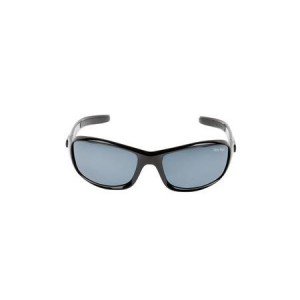 Ugly Fish R1077BL Sunglasses Gloss Black Silver