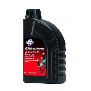 Silkolene 05 Fully Synthetic Fork Oil - 1 Litre