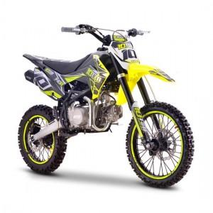 10TEN MX 140R 17/14 Wheel Geared Junior Dirt Bike