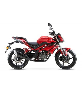 Benelli BN125 Red - £2099+OTR