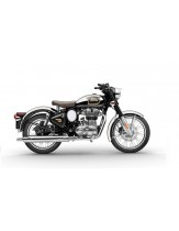 Royal Enfield Classic Chrome - Black £4699+OTR