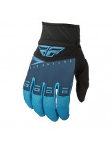 Fly Racing 2019 F-16 Motocross Gloves Blue